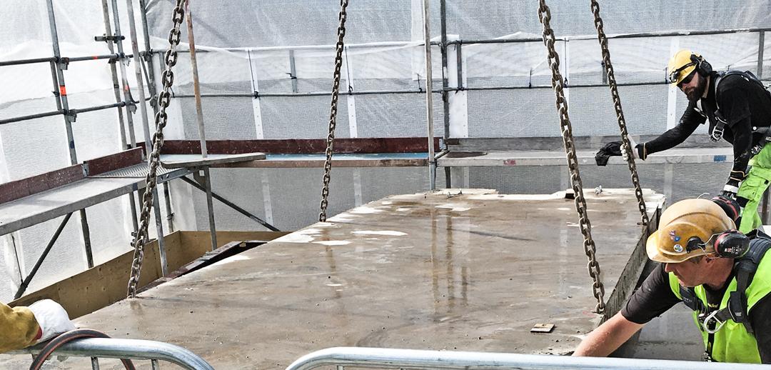 Håltagning och betongsågning