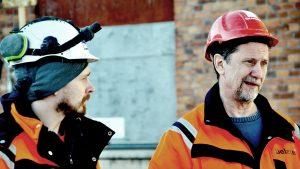 Gerth gör rent hus i gasverksfabriken – Norra Djurgårdsstaden