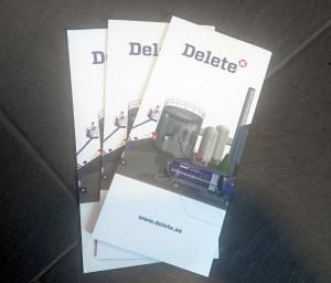 Nyfiken på vårt utbud? Vår nya folder är här.