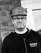 Fredrik Gustafsson arbetsledare Delete