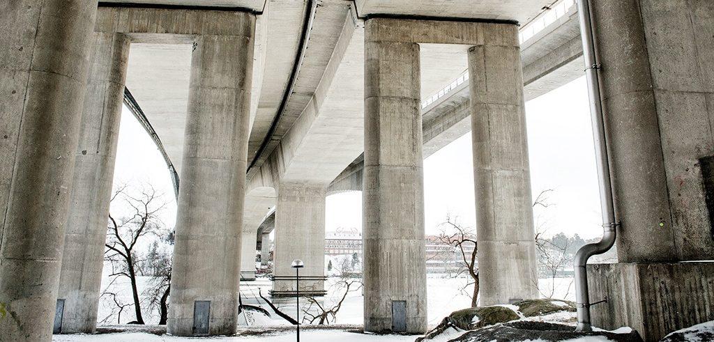 Förebyggande underhåll betongkonstruktioner W-tech en del av Delete