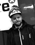 Robin Oskarsson arbetsledare Malmö Delete