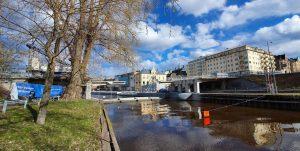 Rivning av Storbron i Sundsvall – bildspel och fakta
