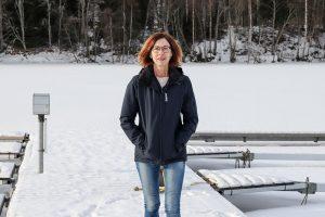 Christin Davidsson ny säkerhetschef på Delete i Sverige