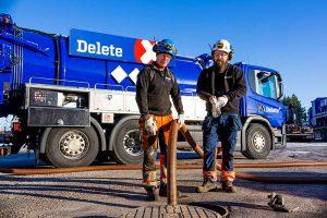 Delete tecknar femårigt avtal med Miljö och Vatten i Örnsköldsvik