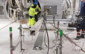 Robotiserad rengöring ökar säkerheten och minimerar arbetstiden