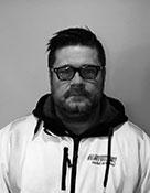 Mattias Johansson arbetsledare Delete Waterjet