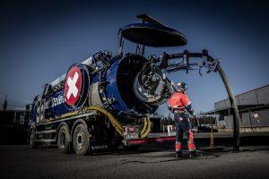 Sugbilen – flexibel och effektiv hos industri och byggbransch