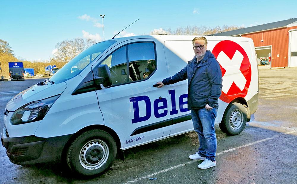 Daniel Stenberg platschef Göteborg Delete